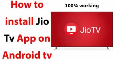 How to Install Jio Tv App on Android Tv