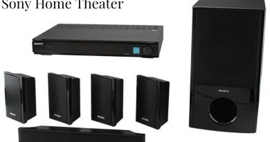 Top 5 Best Sony Home Theaters