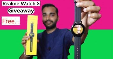 Realme-watch -s