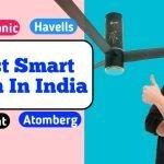 5 Best Smart Ceiling Fan in 2021