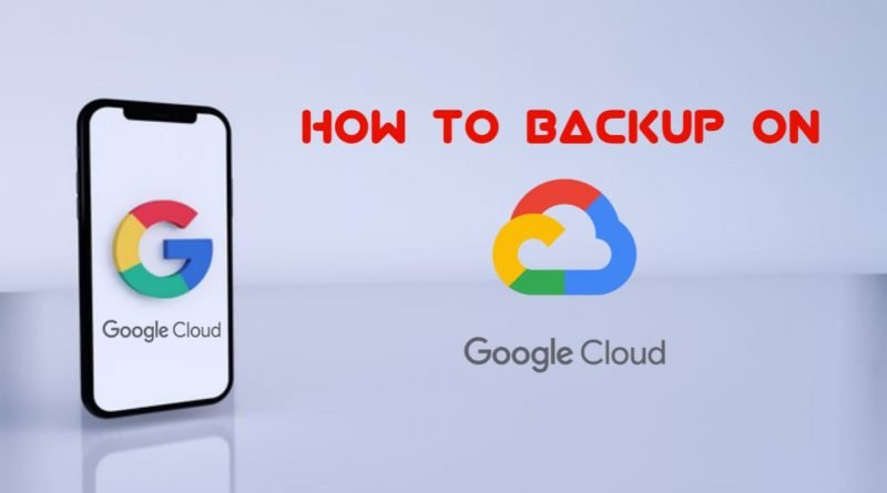 How to Back Up on Cloud Storage