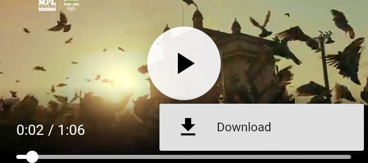 How to download Twitter video in Mobile 3