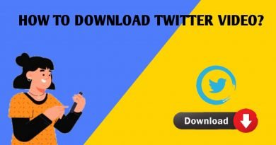 How to download twitter video in mobile and laptop