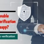 How to enable 2 step verification on WhatsApp?