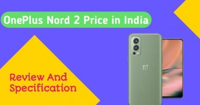 OnePlus Nord 2 5G smartphone Price, Spefications and Review