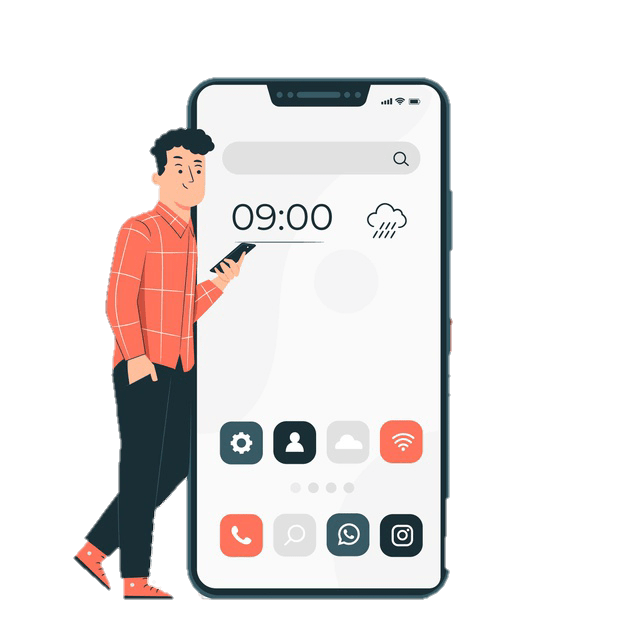 How to hide app on smartphone?