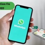 How to share location in whatsapp?