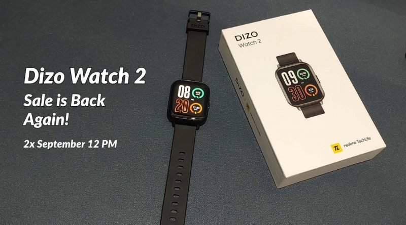 Features Of Dizo Watch 2