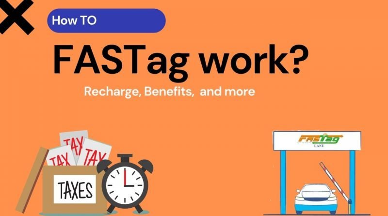 What is FASTag? | How to recharge FASTag?