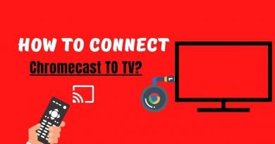 How to connect Chromecast to tv?