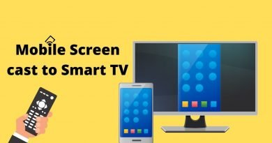 How To Cast Android Screen To Smart Tv
