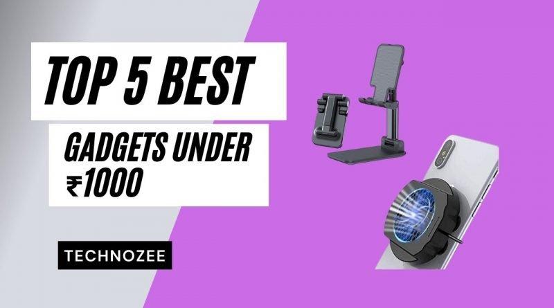 Top 5 best gadgets under 1000