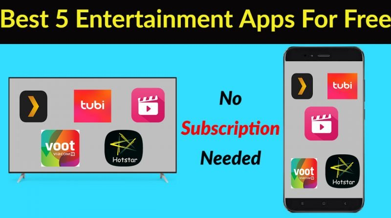 best-5-ntertment-apps-for-android-phone-and-android-tv