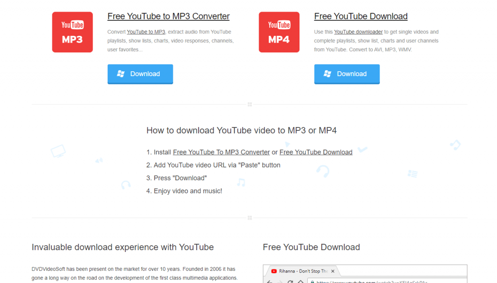 Free-software-for-pc-in-2020-Free-YouTube-downloader