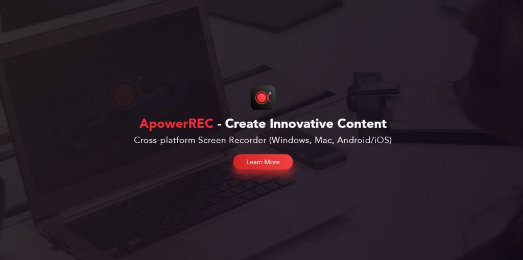 free software for pc- Apowersoft Free Screen Recorder