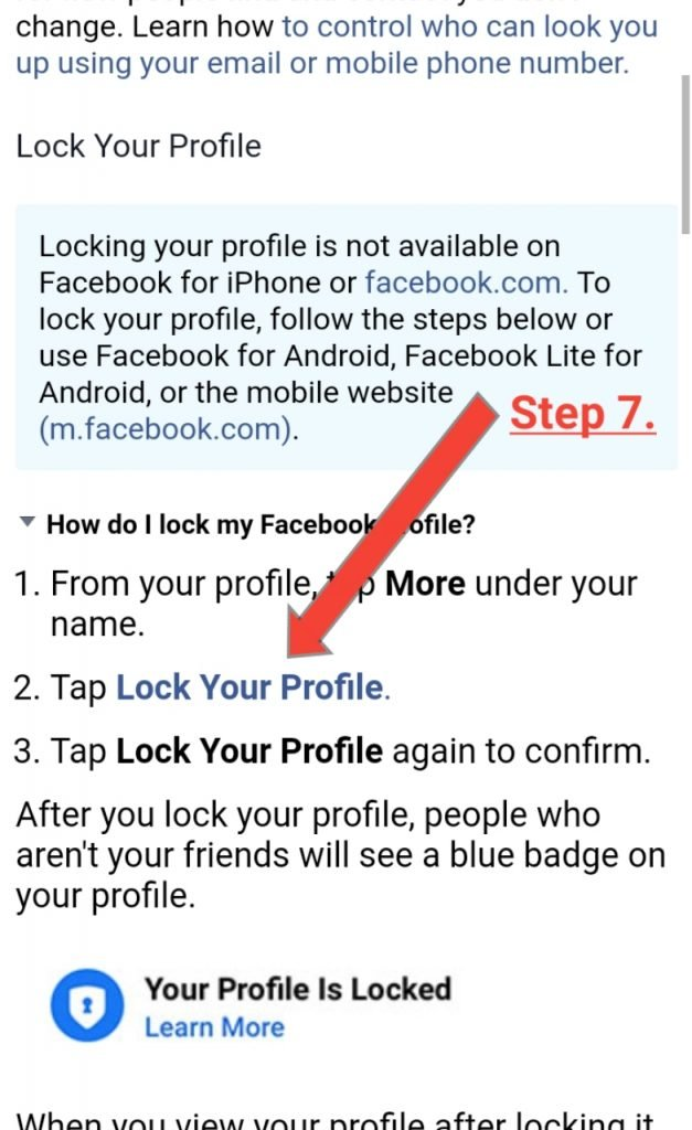 How-to-lock-facebook-profile