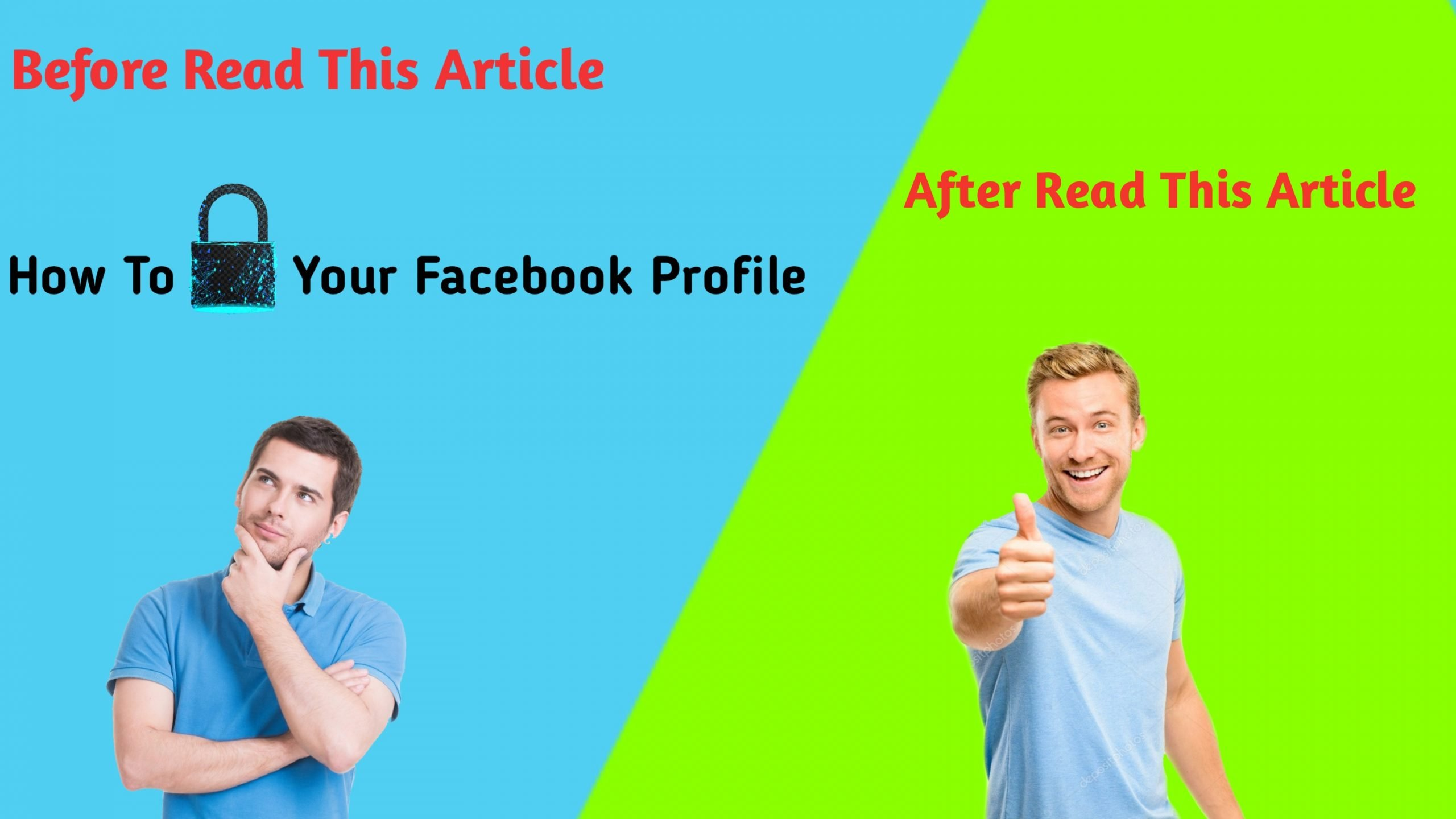 How to Lock Facebook Profile in 8 simple steps (Exclusive guide)