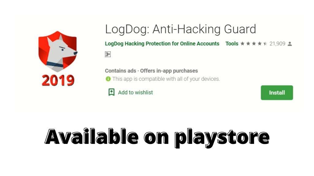 Logdog app