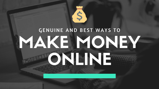 3 POPULAR AND REALISTIC WAYS TO EARN  MONEY ONLINE IN 2020