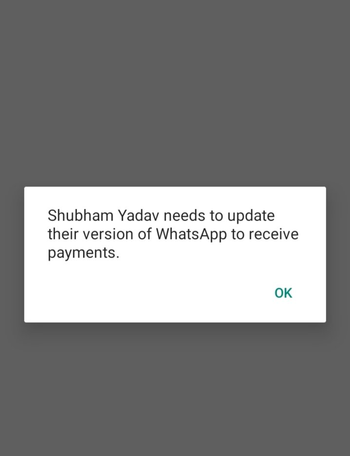 How to enable whatsapp payment?