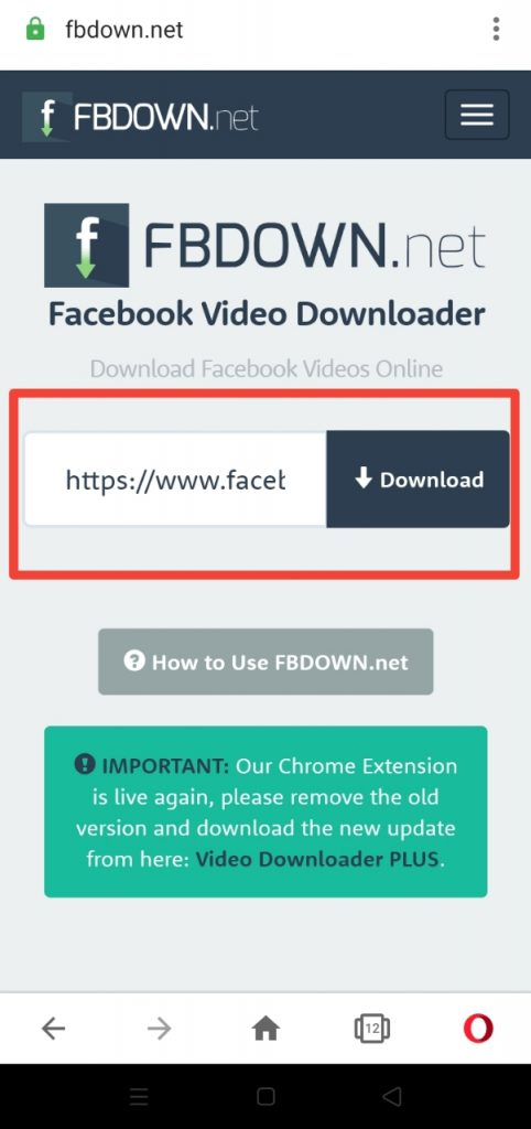 how to download facebook video in 2021