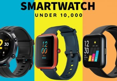 5 Best smartwatch under 10000