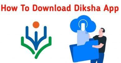 How to download diksha app on pc