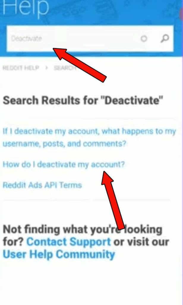 How To Delete Reddit Account In 2021