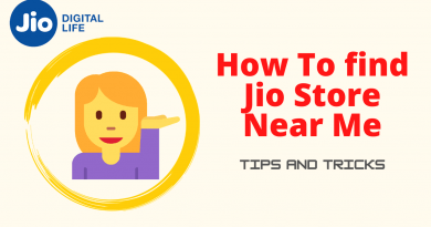 How To Find Jio Store Near Me in 2021